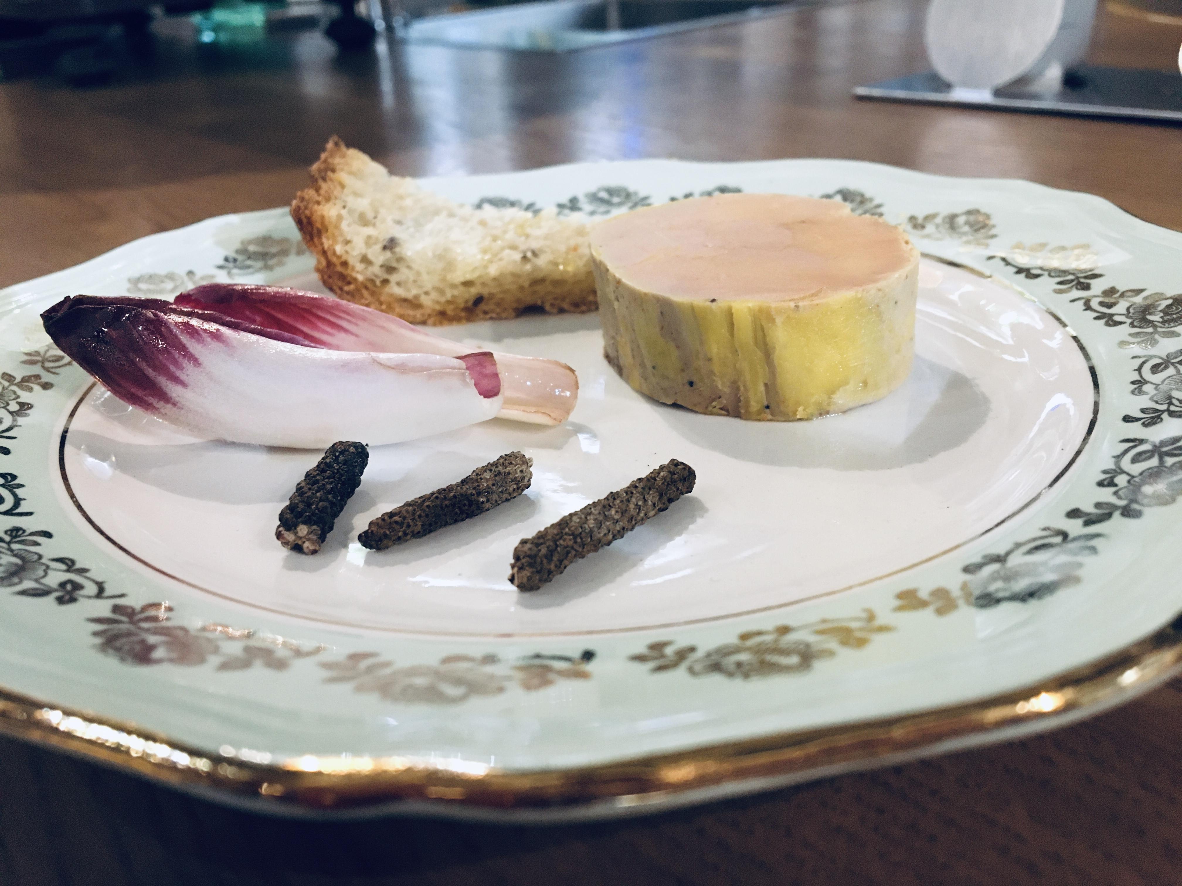 Foie gras de canard Extra entier par 100g